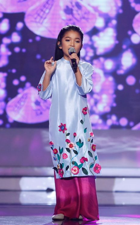 Vietnam Idol Kids: Isaac 'noi da ga' vi giong hat cua Thien Khoi - Anh 3