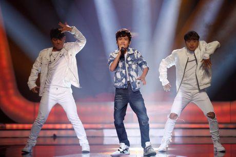 Vietnam Idol Kids: Isaac 'noi da ga' vi giong hat cua Thien Khoi - Anh 4