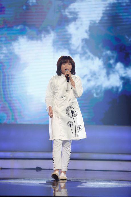 Vietnam Idol Kids: Isaac 'noi da ga' vi giong hat cua Thien Khoi - Anh 5