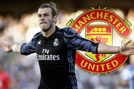 Chuyen nhuong MU 5/8: Mourinho thuc giuc Bale phat ngon voi bao chi - Anh 1