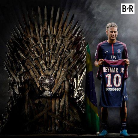 Biem hoa 24h: Cu dan mang tien cu sao Viet Nam thay Neymar o Barca - Anh 11