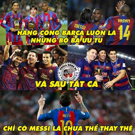 Biem hoa 24h: Cu dan mang tien cu sao Viet Nam thay Neymar o Barca - Anh 2