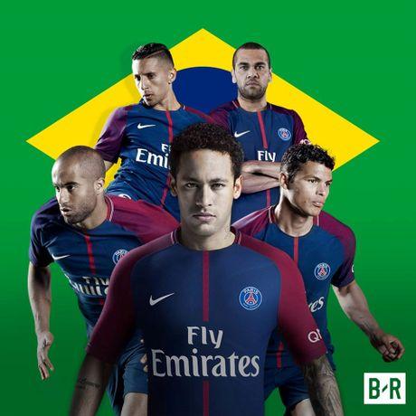 Biem hoa 24h: Cu dan mang tien cu sao Viet Nam thay Neymar o Barca - Anh 3
