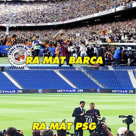 Biem hoa 24h: Cu dan mang tien cu sao Viet Nam thay Neymar o Barca - Anh 4