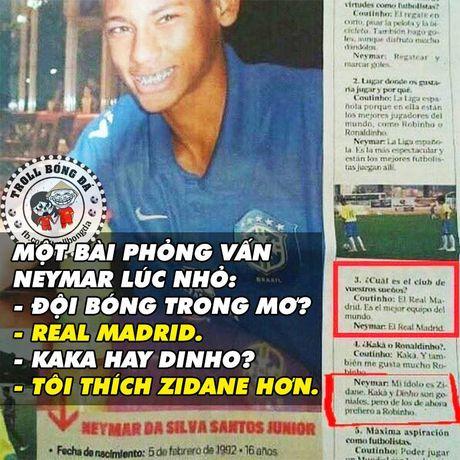 Biem hoa 24h: Cu dan mang tien cu sao Viet Nam thay Neymar o Barca - Anh 8