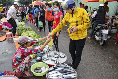 Kham pha khu cho doc nhat tai Sai Gon: Nguoi mua chang lo tra gia, chang mang can thieu, du - Anh 6