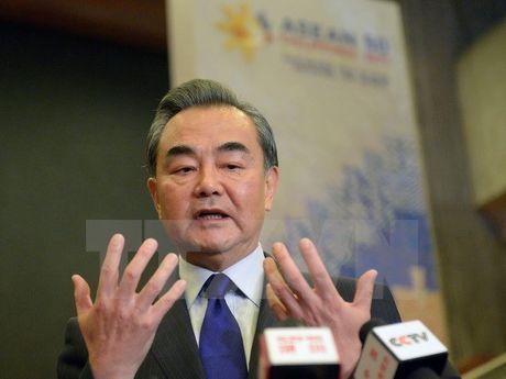 Trung Quoc hy vong Trieu Tien va Han Quoc som co cuoc tiep xuc - Anh 1