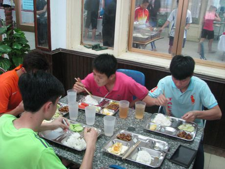 SEA Games 29: Chuyen an, chuyen o - Anh 1