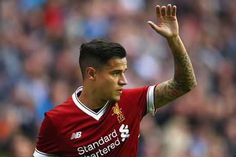 Philippe Coutinho chi cho Liverpool dong y de gia nhap Barca - Anh 1