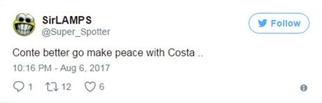 Morata qua te, fan Chelsea xin Conte lam lanh voi Costa - Anh 6