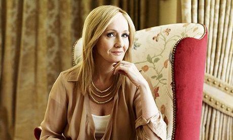 Nha van J.K. Rowling: 'Khong the song ma tranh duoc that bai' - Anh 1
