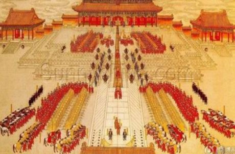 He mo bi an 'ba ba' trong cung cam Trung Quoc - Anh 1