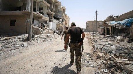 Syria giai phong thanh tri cuoi cung cua IS tai tinh Homs - Anh 1