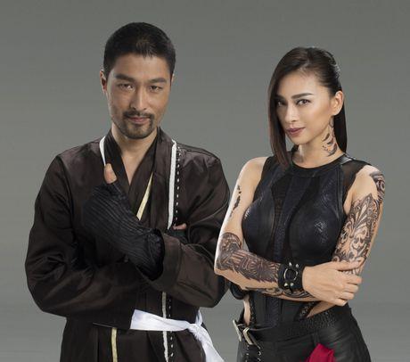 "Ngo Thanh Van - Johnny Tri Nguyen ""tai hop"" - Anh 1"