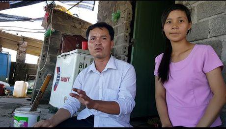 Hai Phong: No sung tai dam thuy san nghi do tranh chap lam 1 nguoi bi thuong - Anh 1