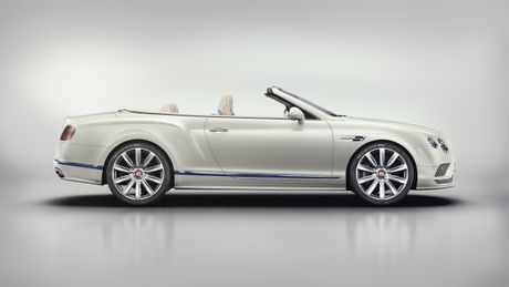 Can canh 'phi thuyen' Bentley Continental GT Convertible - Anh 2