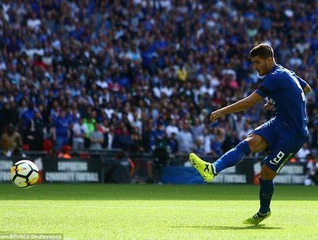 Chelsea sut luan luu nhu tha, Arsenal vo dich Sieu cup Anh - Anh 10