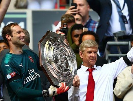 Chelsea sut luan luu nhu tha, Arsenal vo dich Sieu cup Anh - Anh 13