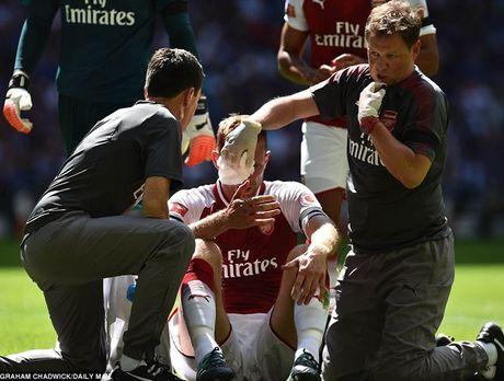 Chelsea sut luan luu nhu tha, Arsenal vo dich Sieu cup Anh - Anh 3