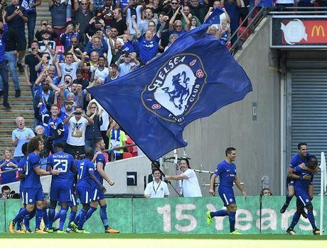 Chelsea sut luan luu nhu tha, Arsenal vo dich Sieu cup Anh - Anh 5