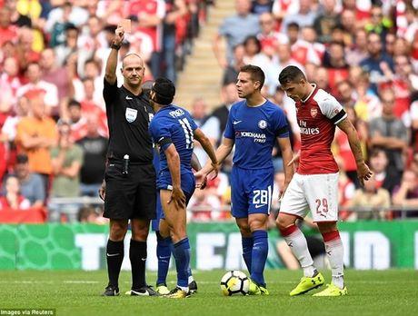 Chelsea sut luan luu nhu tha, Arsenal vo dich Sieu cup Anh - Anh 6