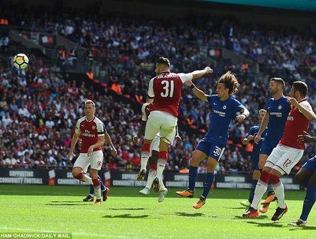 Chelsea sut luan luu nhu tha, Arsenal vo dich Sieu cup Anh - Anh 8