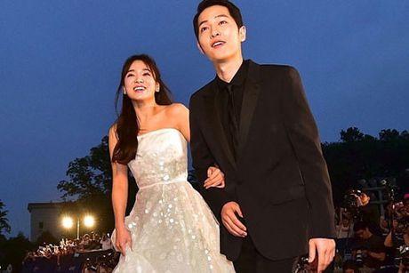 Le cuoi cua Song Joong Ki va Song Hye Kyo duoc to chuc tai Seoul - Anh 1