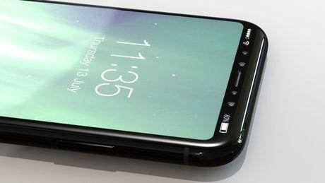 iPhone 8 cho phep nhan dien khuon mat ca khi dat tren ban - Anh 1