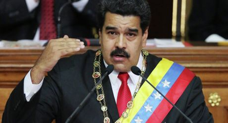Tong thong Venezuela: Tieu diet 2 ke tan cong can cu quan su - Anh 1