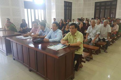 Xu so tham lan 3 ky an 'ban go trac tang vat khi vu an chua ket thuc': C46 Bo Cong an khang dinh khong phai la toi pham - Anh 1