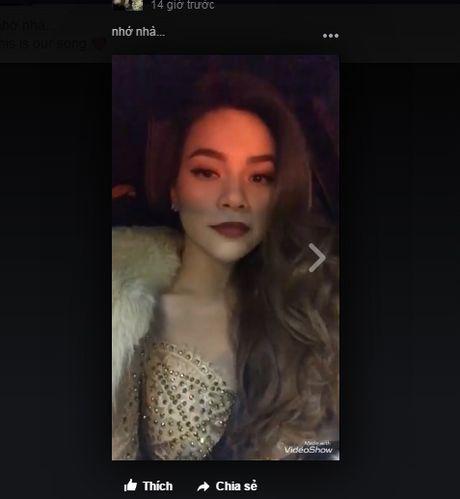 Dien vien Kim Ly: 'Ho Ngoc Ha la dieu dac biet doi voi toi' - Anh 3