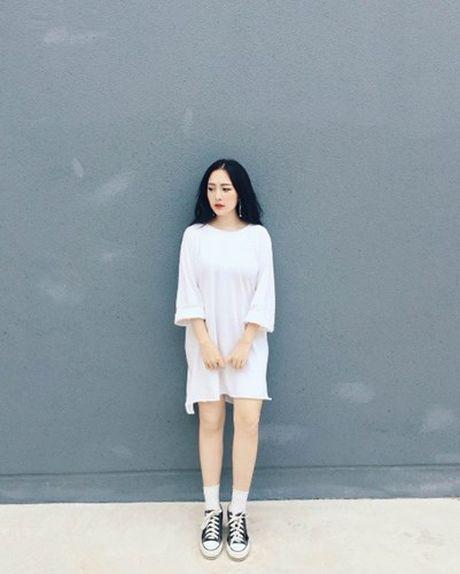 Chi cao 1m53, 'hot girl nam lun' van lam van nguoi me man - Anh 3