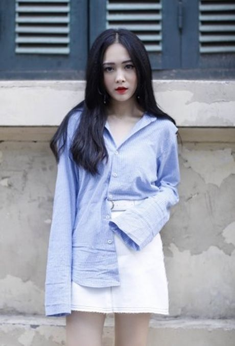Chi cao 1m53, 'hot girl nam lun' van lam van nguoi me man - Anh 4