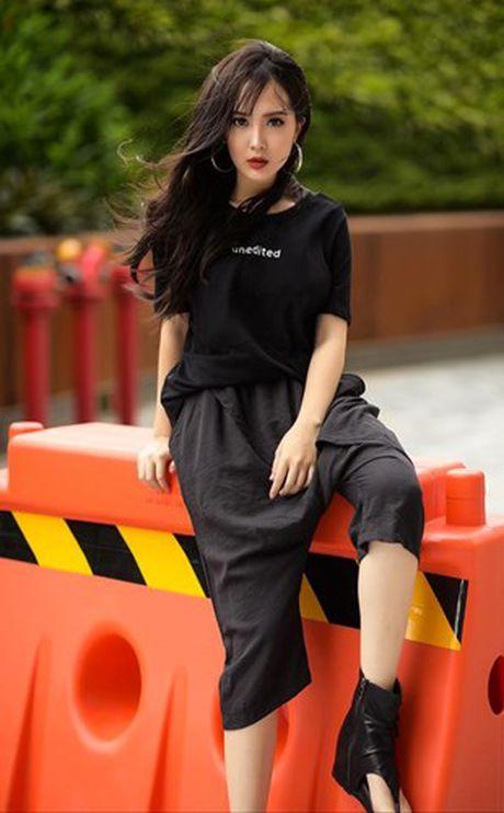 Chi cao 1m53, 'hot girl nam lun' van lam van nguoi me man - Anh 9