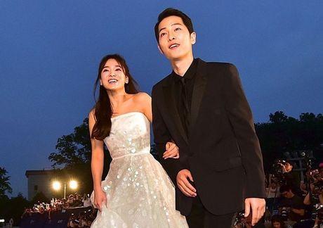 Lo dia diem to chuc hon le cua Song Joong Ki va Song Hye Kyo - Anh 1
