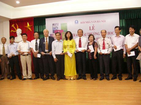 Dai hoi Hoi nha van Ha Noi: Huong toi nhung cay viet tre - Anh 1