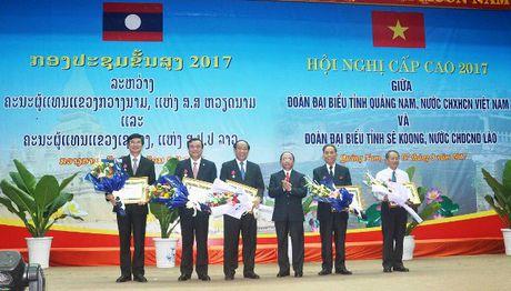 Phan dau co them mot cua khau quoc te Viet - Lao vao nam 2018 - Anh 1
