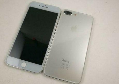 iPhone 7s: thiet ke thay doi, than hinh thuy tinh - Anh 5