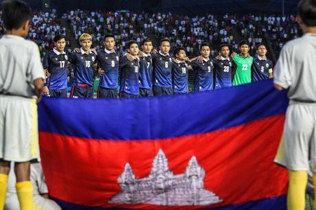 U22 Campuchia mang cau thu giong Van Thanh den SEA Games 29 - Anh 2