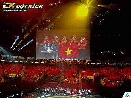 Tuyen eSports Viet Nam vang danh tren dau truong quoc te, nhan giai thuong gan 600 trieu dong - Anh 3