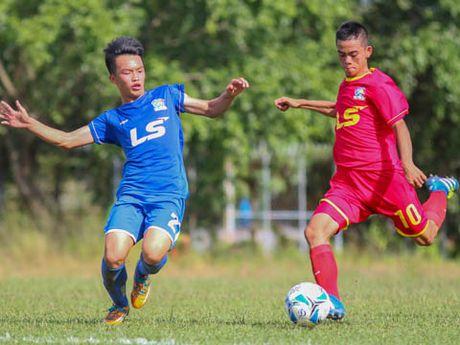 Thang 'huy diet', PVF va Viettel vao BK giai U15 QG - Thai Son Bac 2017 - Anh 2
