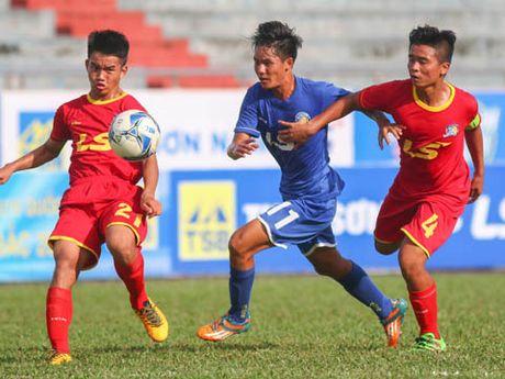 Thang 'huy diet', PVF va Viettel vao BK giai U15 QG - Thai Son Bac 2017 - Anh 3