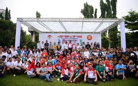 Soi noi ngay gia dinh ASEAN tai Thai Lan - Anh 1