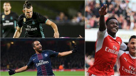 Chuyen nhuong 7/8: Chelsea ngang duong MU vu Bale - Anh 1
