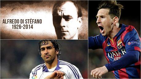 Top 20 cau thu vi dai nhat La Liga: Messi bo xa Ronaldo - Anh 1