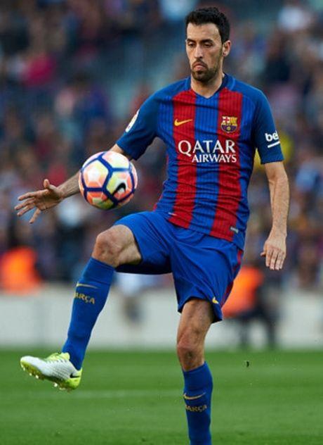 Joan Gamper Trophy 2017: Doi hinh 'toi uu' cua Barca truoc Chapecoense - Anh 8