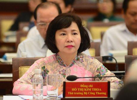 Kết quả hình ảnh cho Ban Bí thư quyết định miễn nhiệm chức vụ của đồng chí Hồ thị Kim Thoa