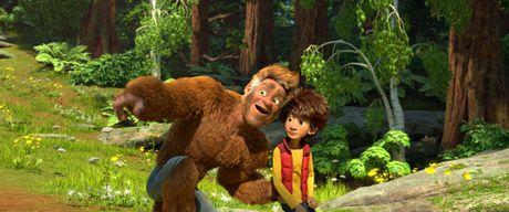 'The Son of Bigfoot': Du cha co bi xem la 'quai vat' thi van la cha cua con - Anh 3