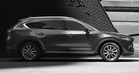 Ro ri hinh anh chiec SUV Mazda CX-8 - Anh 2