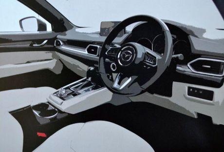 Ro ri hinh anh chiec SUV Mazda CX-8 - Anh 3